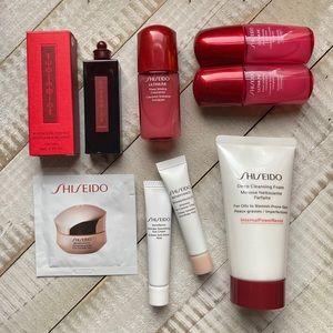 Shiseido Bundle Retail $60